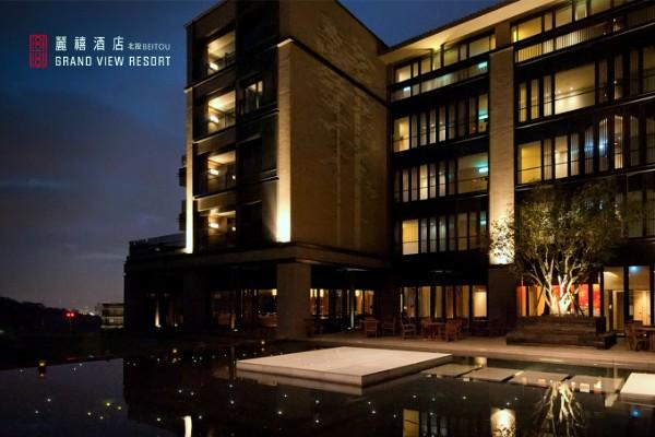網頁設計-網站設計 - 北投麗禧溫泉酒店